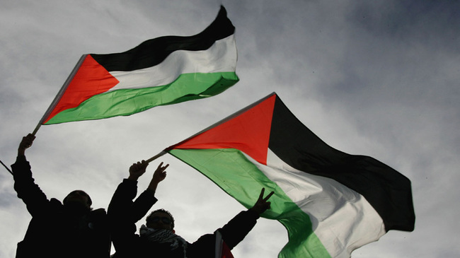 British-pro-Palestine-activists-are-to-hold-Nakba-Day-demonstration-in-London-on-May-15-2013.