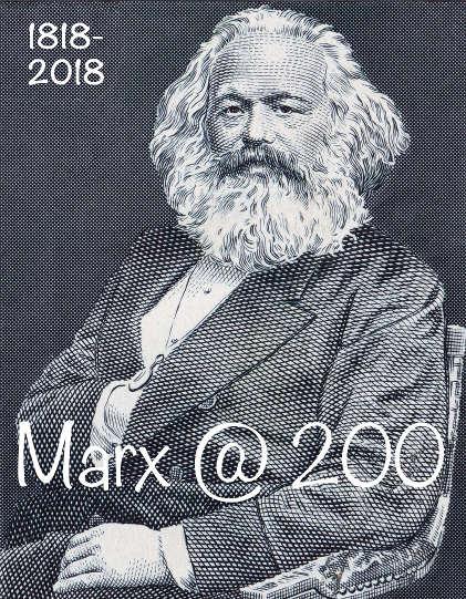 Portrait Carl Marx